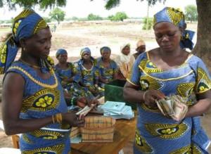 mikrokreditt kvinner