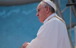 Pave Frans - foto Caritas Internasjonalis