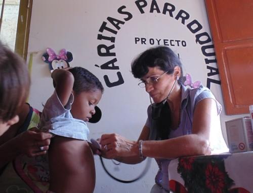 Sultkrise i Venezuela