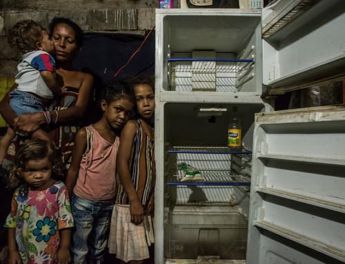 Venezuelas egentlige krise