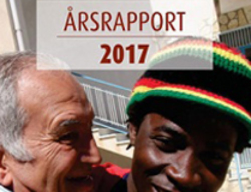 Caritas Norges årsrapport 2017
