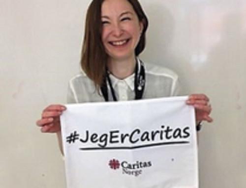 Caritas Norge doblet antall frivillige i fjor